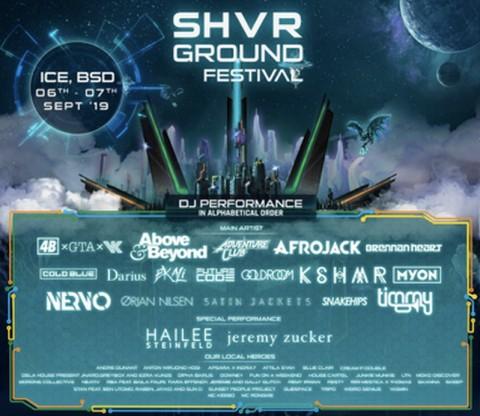 Hailee Steinfeild Meriahkan SHVR Ground Festival 2019 Akhir Pekan Ini