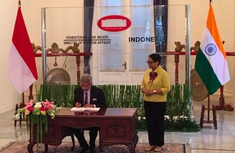 Indonesia-India Targetkan Rp707 Triliun Perdagangan di 2025