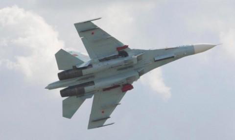 Pesawat Tempur Rusia Salah Berputar, Dua Pilot Tewas