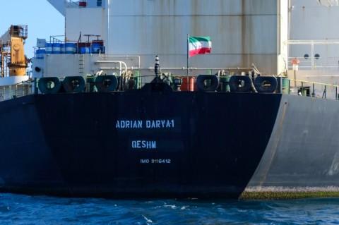 Jutaan Dolar Ditawarkan AS untuk Nakhoda Tanker Iran