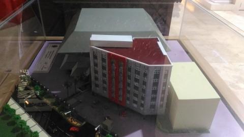 Perombakan Ruang Rapat DPRD Jateng Mencapai Rp400 juta
