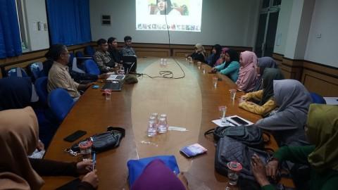 Pelatihan Jurnalistik Media Group Hari Kedua Perbanyak Praktik
