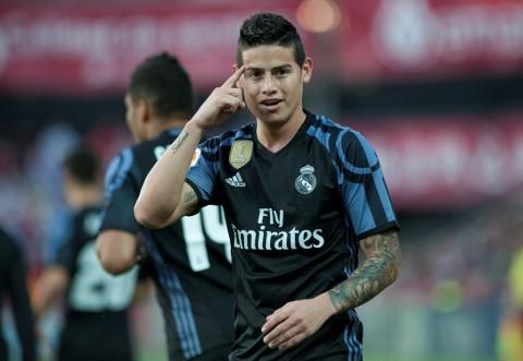 James Rodriguez Disarankan ke Barcelona