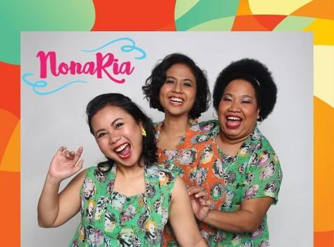 NonaRia Wakili Indonesia di Festival Cipta Cita Singapura