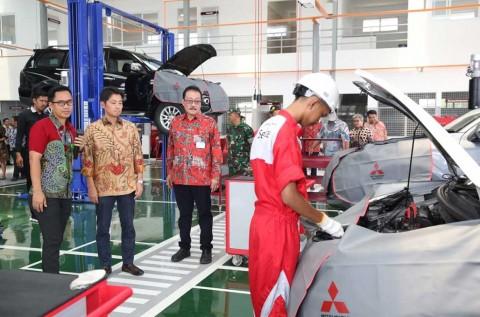 Potensi Pasar Otomotif Sumsel Tinggi, Mitsubishi Kian Agresif