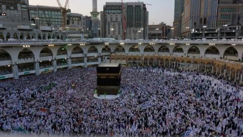 Arab Saudi Tahan 181 WNI Beribadah Haji dengan Visa Kerja