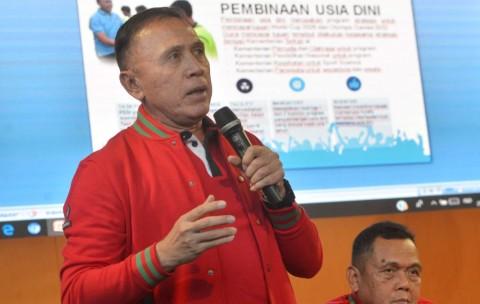Iwan Bule Khawatir Ulah Suporter Berdampak Hukuman FIFA