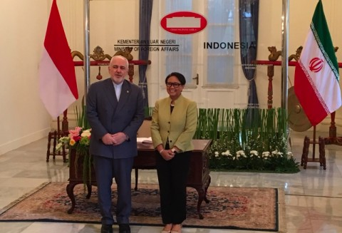 Indonesia Dorong Kesepakatan Nuklir Iran Tetap Berjalan