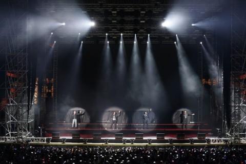 Konser Westlife di Borobudur dan Sam Poo Kong Tuai Pujian Gubernur Ganjar Pranowo