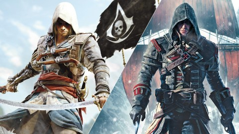 Ubisoft Bawa Dua Frachise Assassins Creed Ke Nintendo Switch