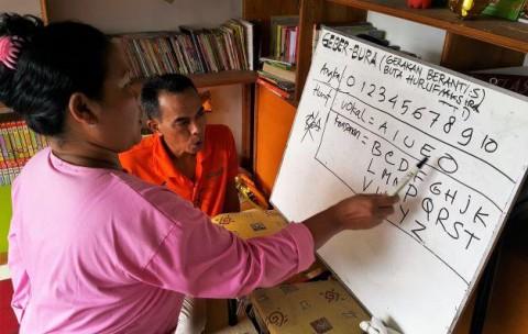 Sulawesi Selatan Masih Zona Merah Buta Aksara