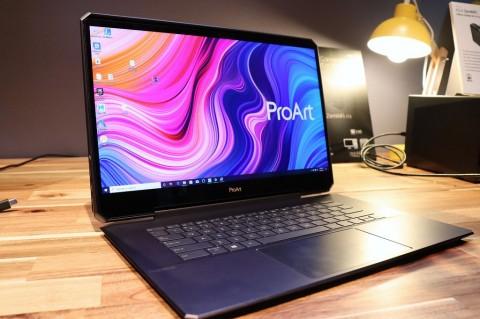 Laptop Kreator Konten ASUS Punya VRAM 24GB