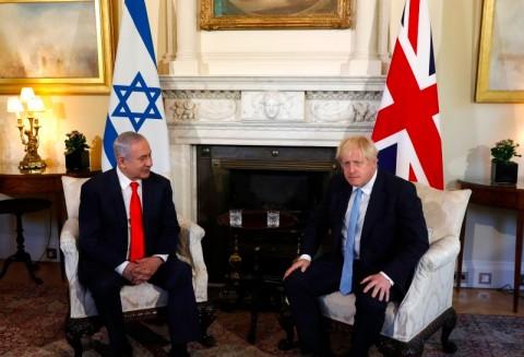 Inggris Tolak Seruan Bersikap Lebih Keras pada Iran