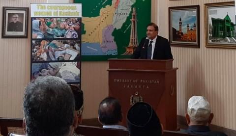 Pakistan Ingin Selesaikan Masalah Kashmir Secara Damai