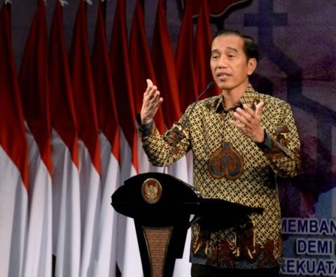 Presiden Ajak Masyarakat Tanamkan Toleransi Mulai dari Keluarga