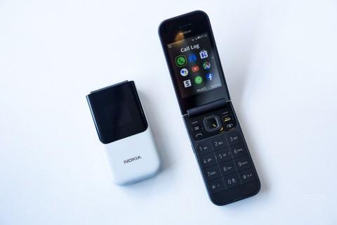 Ponsel Lawas Nokia 2720 Bangkit di IFA 2019
