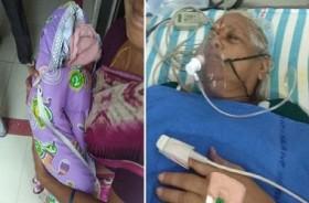 Wanita Berusia 73 Tahun di India Lahirkan Bayi Kembar