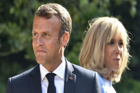 Politisi Prancis Beramai-ramai Dukung Brigitte Macron