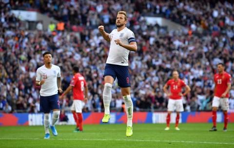 Inggris Hajar Bulgaria, Kane Ciptakan Rekor