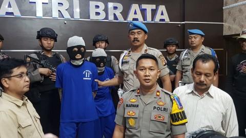 Polisi Bekuk Penikam Santri di Cirebon