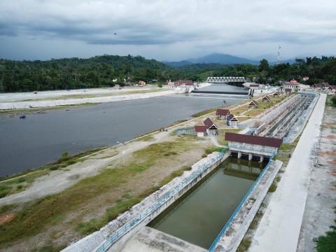 Proyek Infrastruktur Luwu Utara Mulus di Bawah TP4D