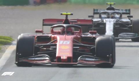 Juara F1GP Italia, Leclerc Rebut Kemenangan Beruntun