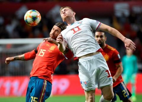 Sergio Ramos Berambisi Pecahkan Rekor Spanyol