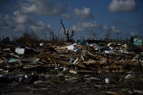 Badai Dorian: Bahama Seperti Terkena Bom Nuklir
