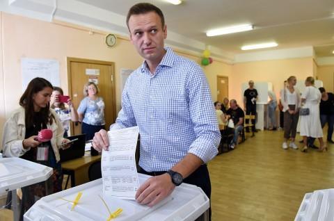 Rusia Gelar Pemilu Lokal, Ujian Bagi Popularitas Putin