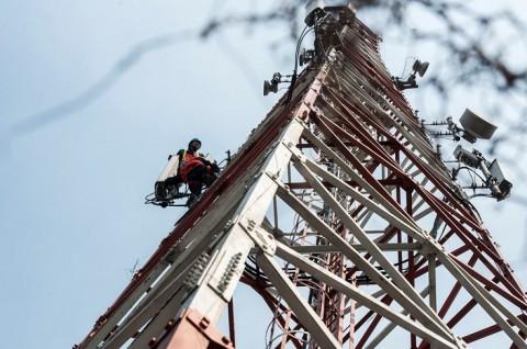 3.100 Menara Telekomunikasi Indosat Dilelang