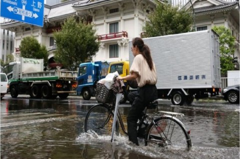 Topan Faxai Putus Aliran Listrik 900 Ribu Rumah di Jepang