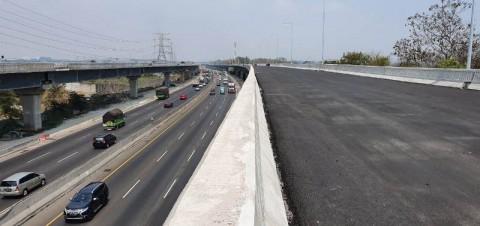 Pembangunan Tol Jakarta-Cikampek <i>Elevated</i> Terkendala SUTET