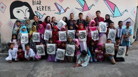 Mahasiswa di Malang Kampanyekan Diet Plastik