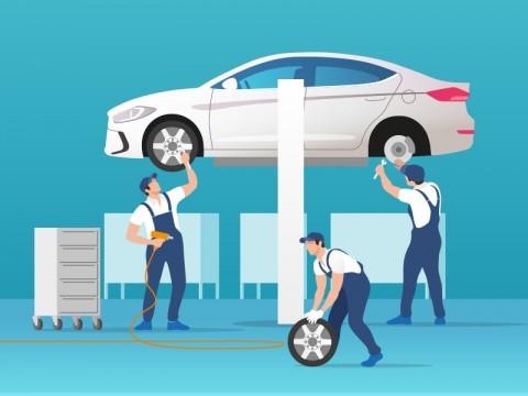 5 Trik Mudah Merawat Pelek Mobil