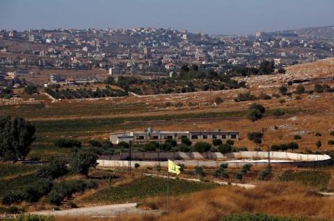 Hizbullah Tembak Jatuh 'Drone Israel' di Perbatasan Lebanon