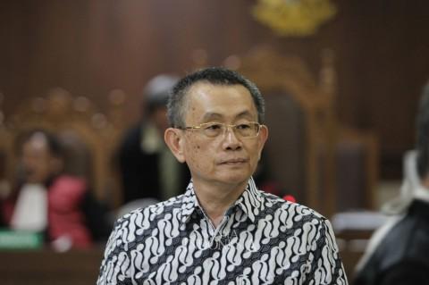 Pengusaha Didakwa Suap Eks Bupati Lamteng Rp7,5 Miliar