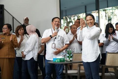 Menteri Rini: Nasabah Mekaar Jadi Kekuatan Baru Ekonomi Indonesia