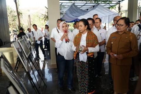Pembangunan Marina Bay Labuan Bajo Tahap 1 Selesai Juli 2020