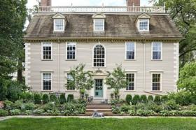 Mengintip Isi Rumah Tertua di Washington