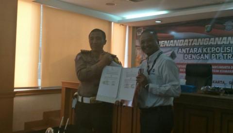 Kamera Tilang Elektronik akan Dipasang di Jalur TransJakarta