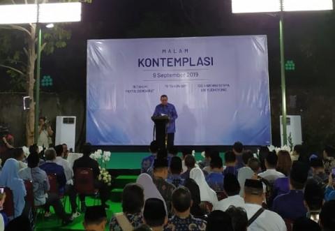 SBY Sebut Sistem Politik Indonesia Perlu Kompromi