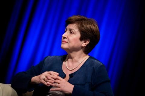 Georgieva Jadi Kandidat Tunggal Gantikan Lagarde di IMF