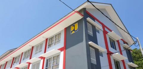 Kementerian PUPR Serahkan Aset Rusunawa untuk Pemkot Mataram