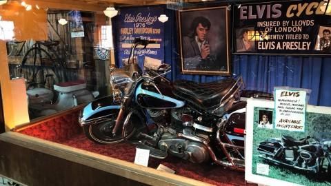 Motor Bekas Elvis Presley Coba Pecahkan Rekor Dunia