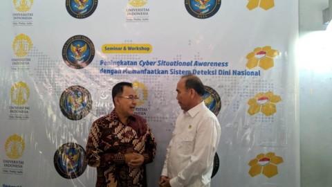 BSSN Gandeng UI Antisipasi Ancaman Siber