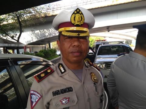 Pelanggar Ganjil Genap di Jakarta Barat Meningkat