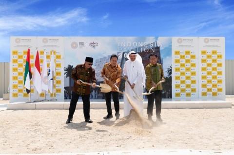 Paviliun Indonesia Tandai Partisipasi RI di Expo 2020 Dubai