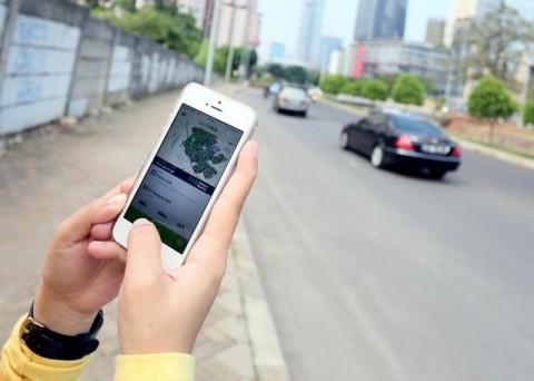 Gojek di Bandara Tak akan Ganggu Taksi Konvensional