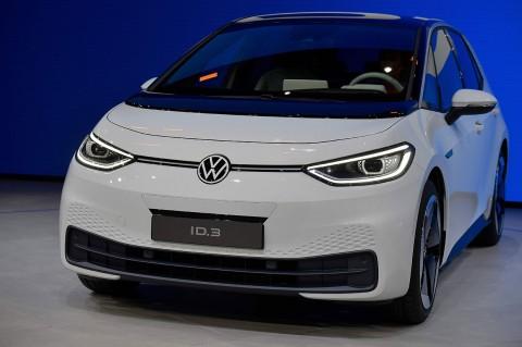 VW Perkenalkan Mobil Listrik ID.3