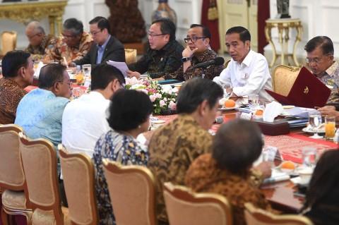 Jokowi Minta Ekspor Mebel Ditingkatkan
